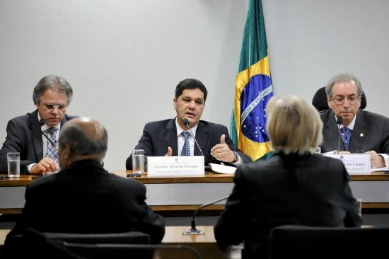 Flexibiliza��o permanente da Voz do Brasil � aprovada em Comiss�o Mista do Congresso Nacional